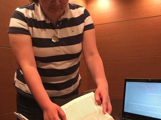『翻訳講座・はじめの1歩』〜文学編〜(1)の画像