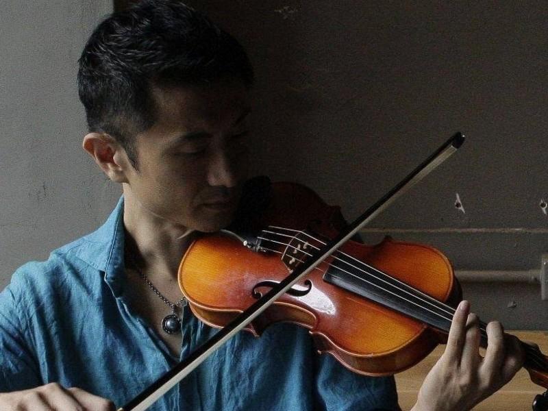 大人のためのバイオリン!初めても再開したい方!フィドルやアドリブもの画像
