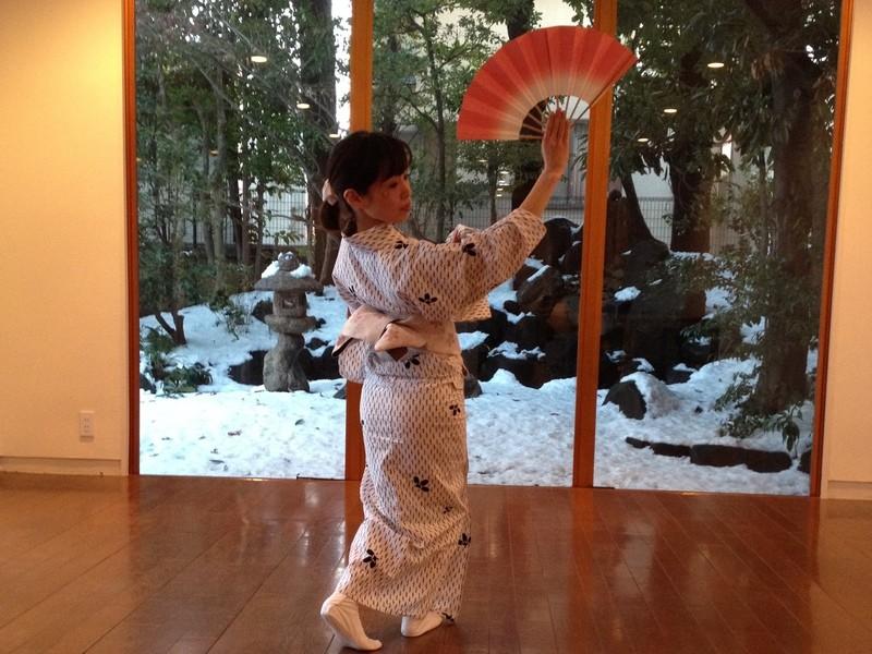 元・舞妓が教える「大人のための初めての日本舞踊」の画像