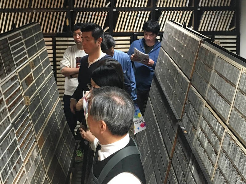 メディアの歴史と活版印刷の実際を学ぶ 本とITを研究する会セミナーの画像