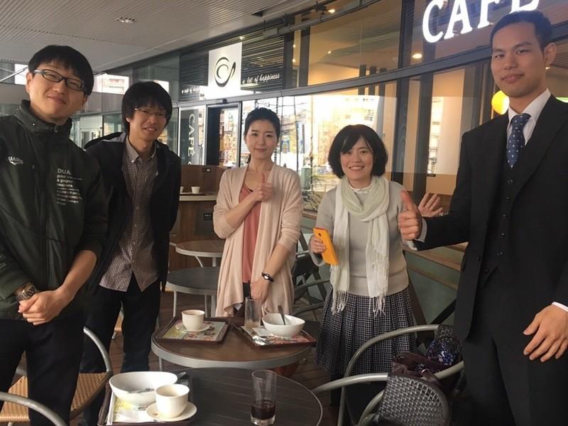 【大宮・朝活】本好きカフェ会の画像