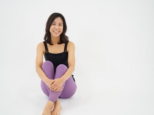 ヨガと筋膜リリースで健康な体、心を作り、人生を豊かにするレッスン♪の画像
