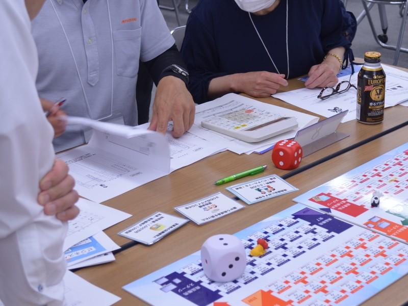 【経営塾】ビジネスゲームM-Cass自社分析・経営改善編セミナーの画像