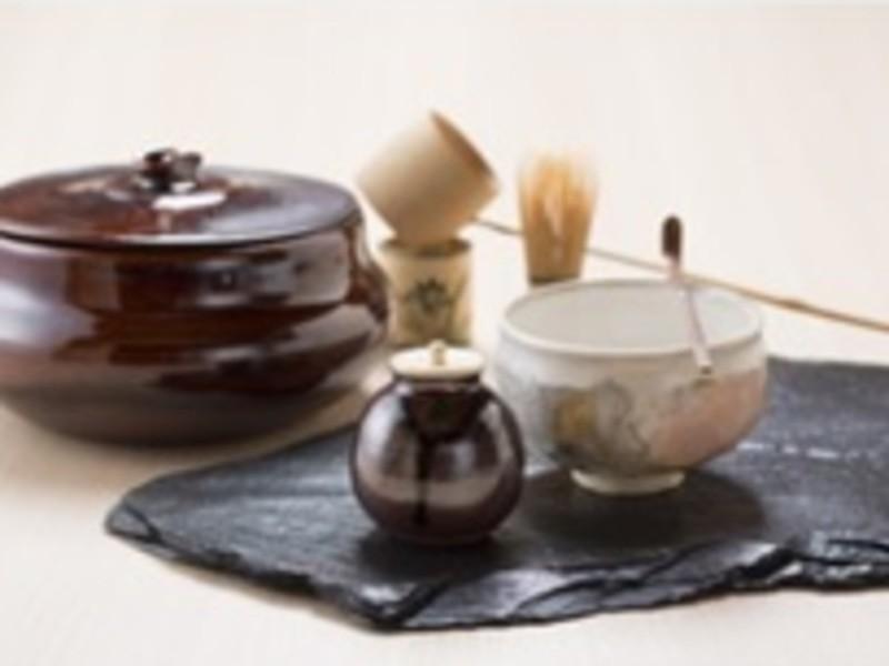 【オンライン開催】男子の朝活 初めてのテーブル式茶の湯 の画像