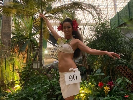 ♪インスタ☆美BODY♪タヒチアンダンスで究極の曲線美を!の画像