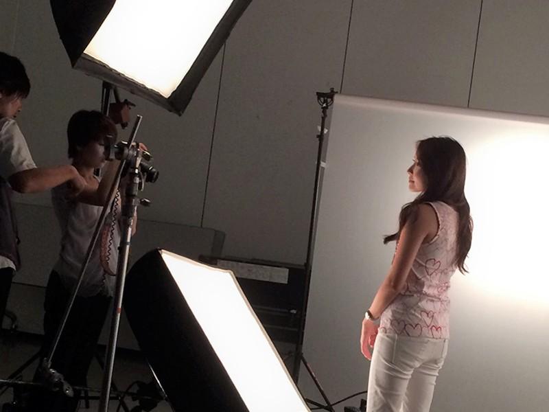 【実践ワークショップ】凄腕カメラマンが教えるースタジオ撮影ーの画像