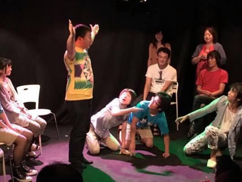 【中野】初心者可!発表公演付き★4ヶ月で舞台に立つ演劇WS〜前半〜の画像