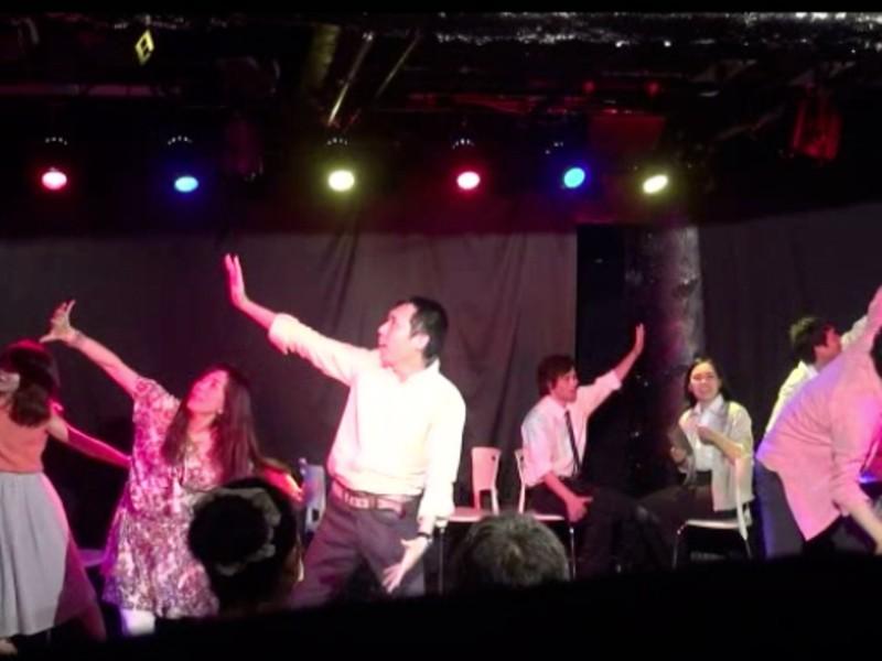 【中野】初心者可!発表公演付き★4ヶ月で舞台に立つ演劇WS〜後半〜の画像