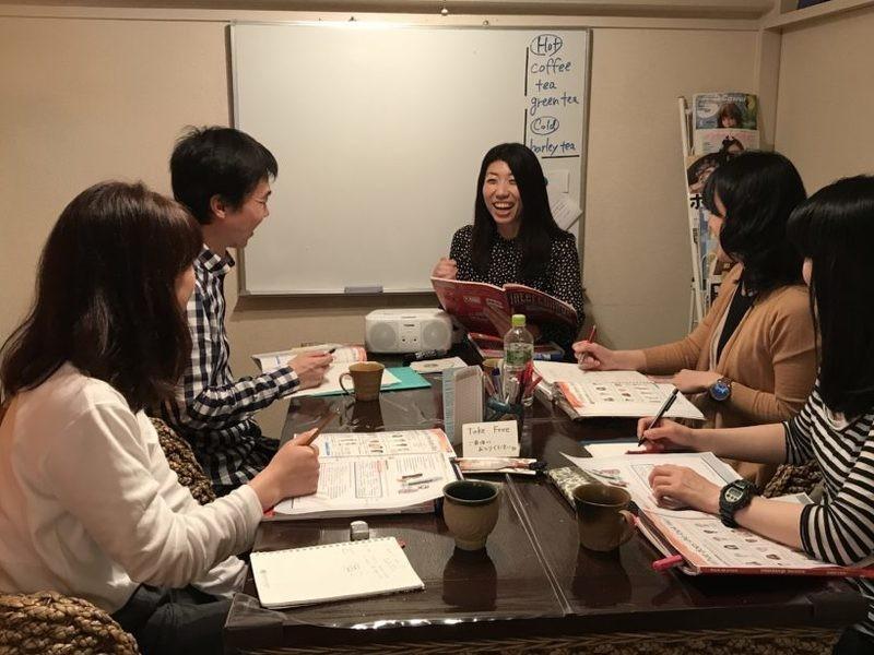 【英会話初心者専門】2か月で話せる3ステップ学習法セミナー&説明会の画像