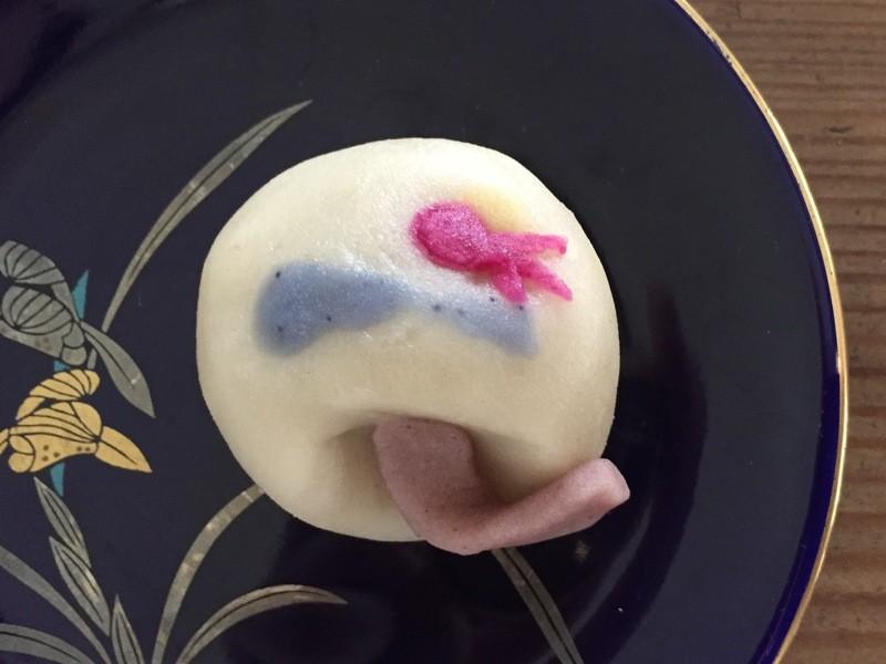 鎌倉de自然派和菓子レッスン【8月】練り切り<ひまわら>の画像