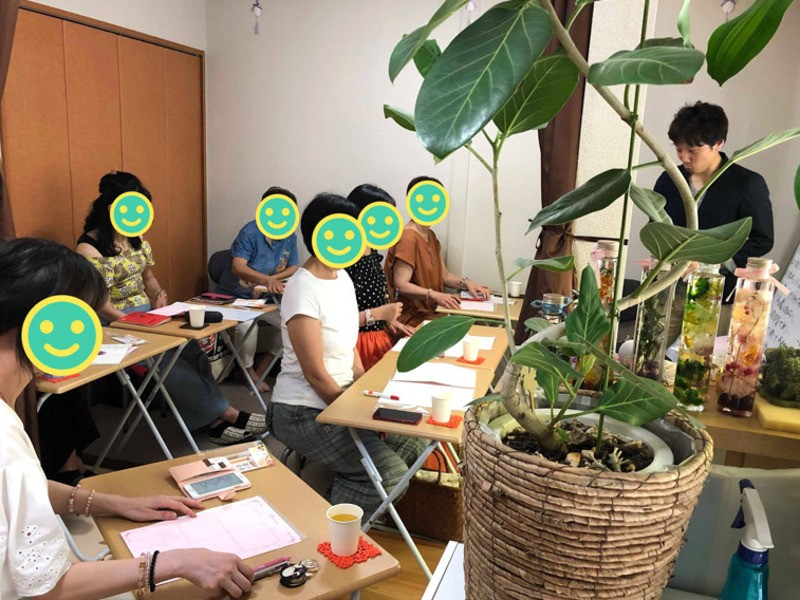 奇門遁甲&気学ワークショップ~吉方位で運を味方につける!~の画像