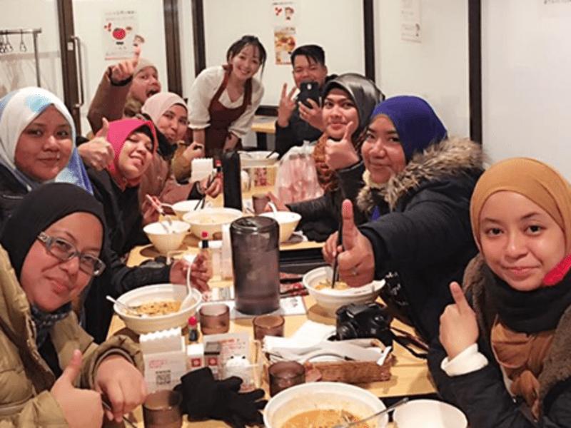 「ハラール認証」に頼らない、飲食店のムスリム対応をお教えます!の画像