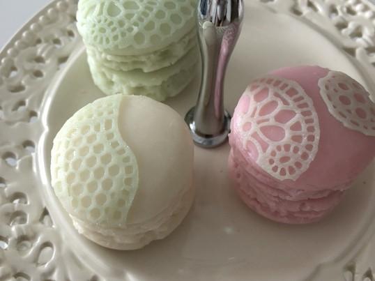 これが石鹸⁈インテリアにもなるソープフラワーの画像
