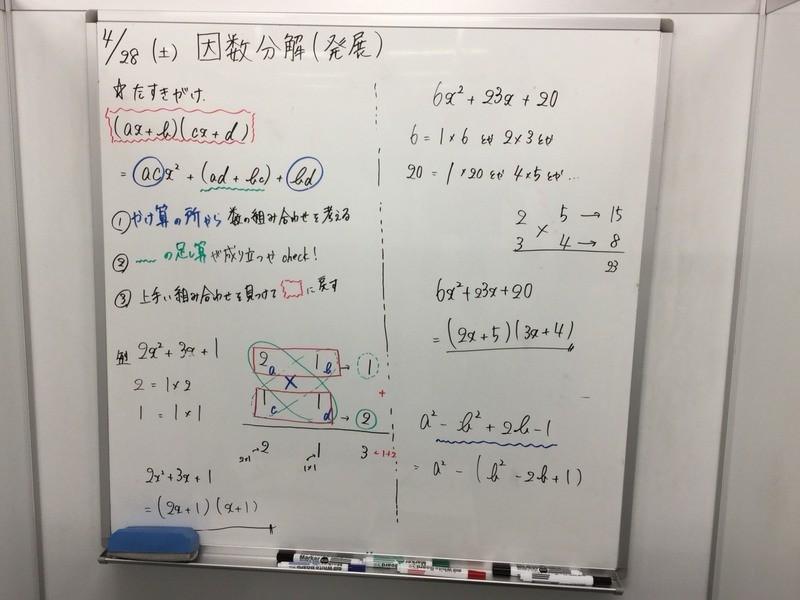 深く考える算数学の画像