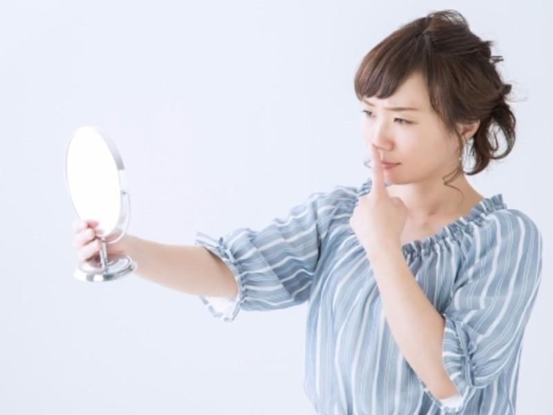 【人相学】感動!!小鼻クレンジング+Tゾーンメイク直しの画像