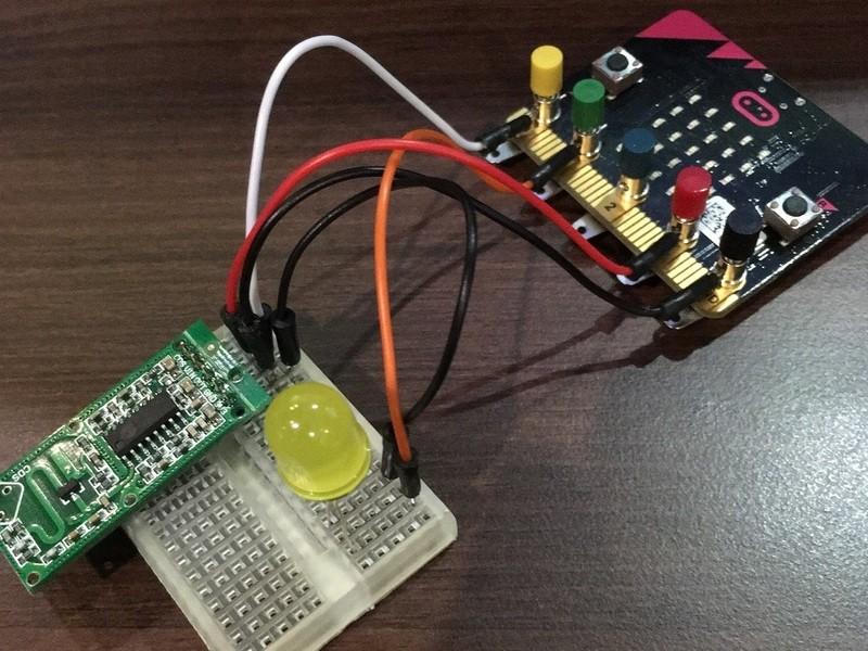 ヘボテックLv2 microbitでフィジカルコンピューティングの画像