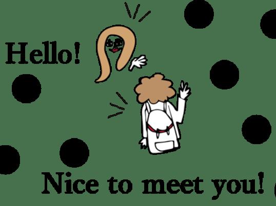 【初級編】つい喋りたくなる!とっさの一言英会話の画像