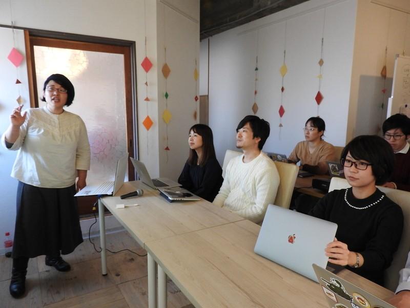 初心者でもできる!自分で作るチラシ・名刺☆ビジネスデザイン講座の画像