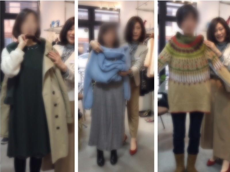 【福岡天神】トータルファッション講座+天神ショップツアーの画像