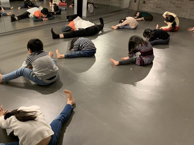 踊ってみよう!キッズダンス:幼児クラスの画像
