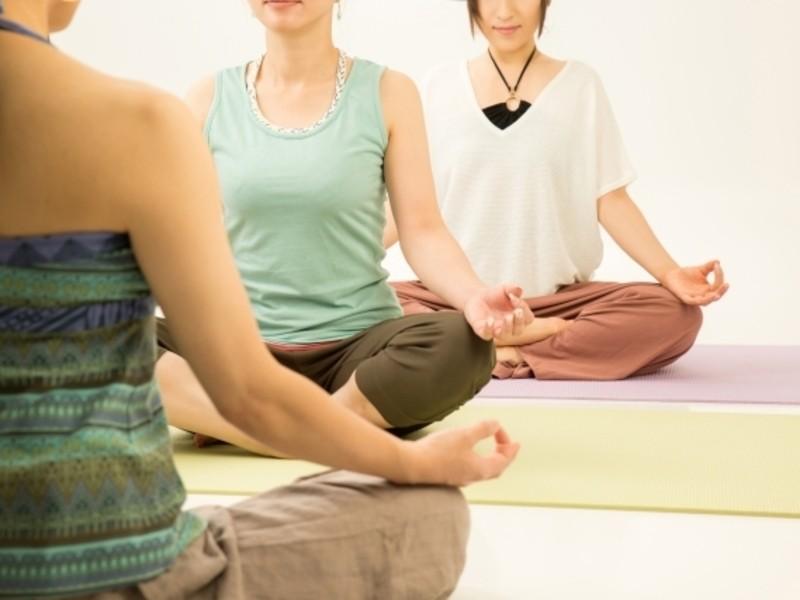 心と体を開放する月瞑想90分スペシャル【渋谷松濤スタジオ】の画像