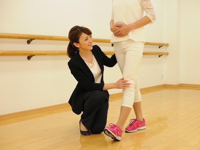 【女性・初回限定】身体が楽で美しい!正しい姿勢・歩き方教室【芦屋】の画像