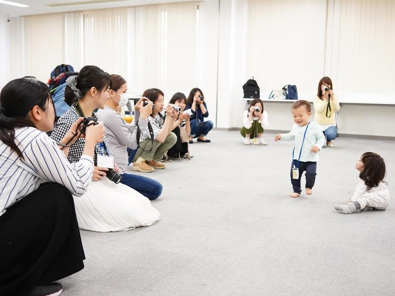 子連れOKの子ども写真レッスン(1)カメラの基本をしっかりの画像