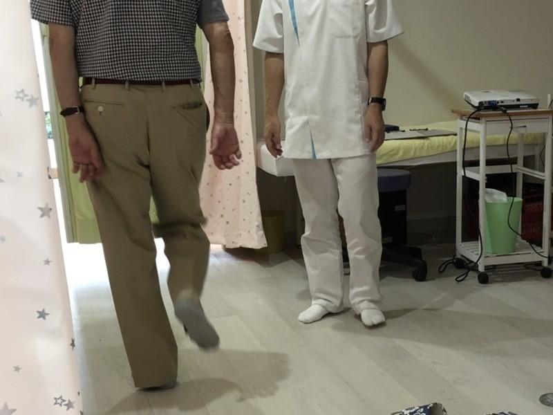 足から見る健康セミナー&テーピング体験の画像