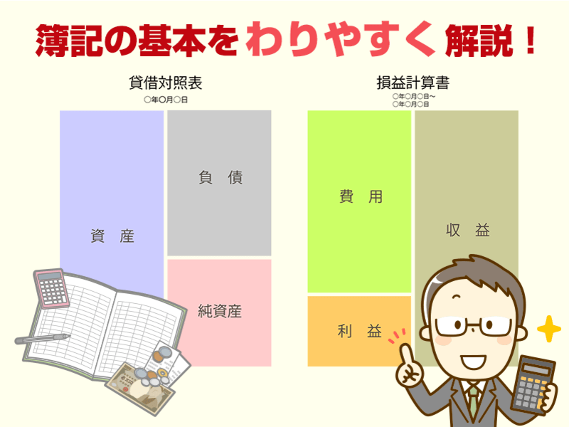 簿記・経理ポイント速習マスター講座 3時間で簿記の要点を習得!の画像