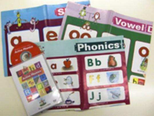 目から鱗の英語学習法☆フォニックスの基本を学ぼう!の画像