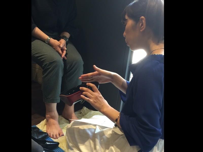 一生ものの靴選び教えます♪「シンデレラシューズ講座」の画像