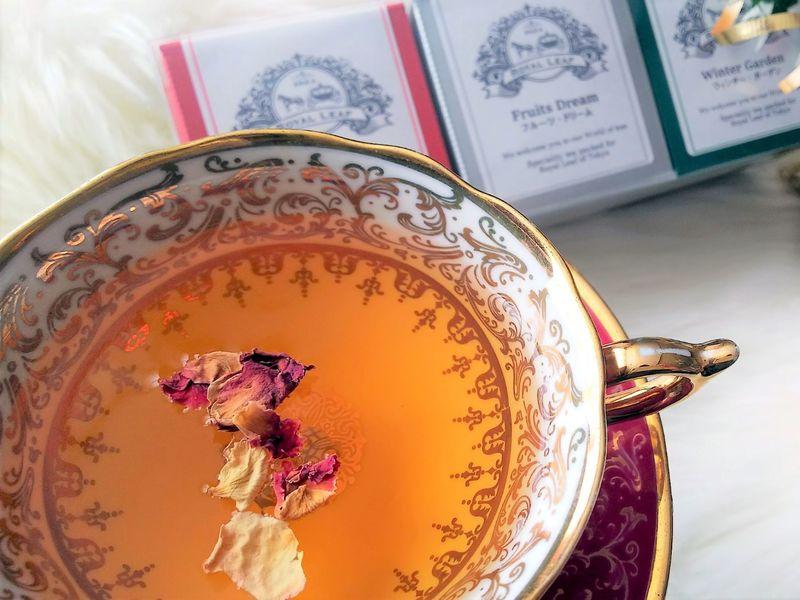 【初心者さん必見】120分で紅茶の世界を体感できる♪限定お茶会の画像