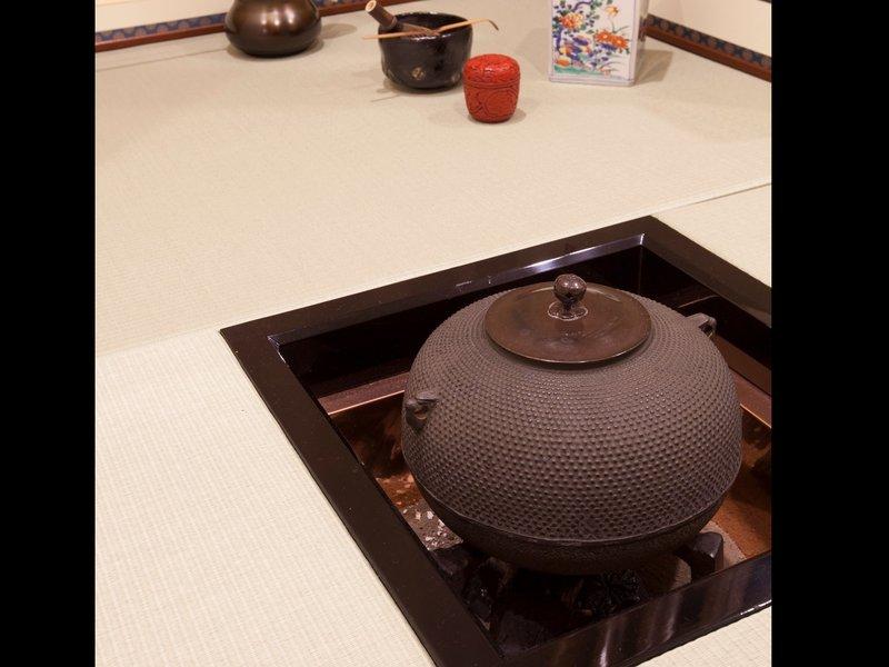 開炉の茶事 @有庵の画像