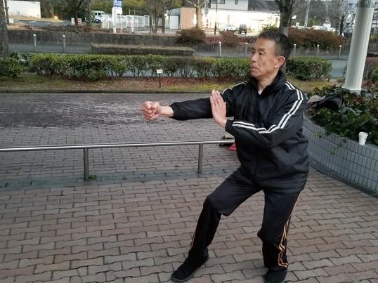 仕事帰りに中国武術やりませんか?八極拳&蟷螂拳 日本橋教室の画像