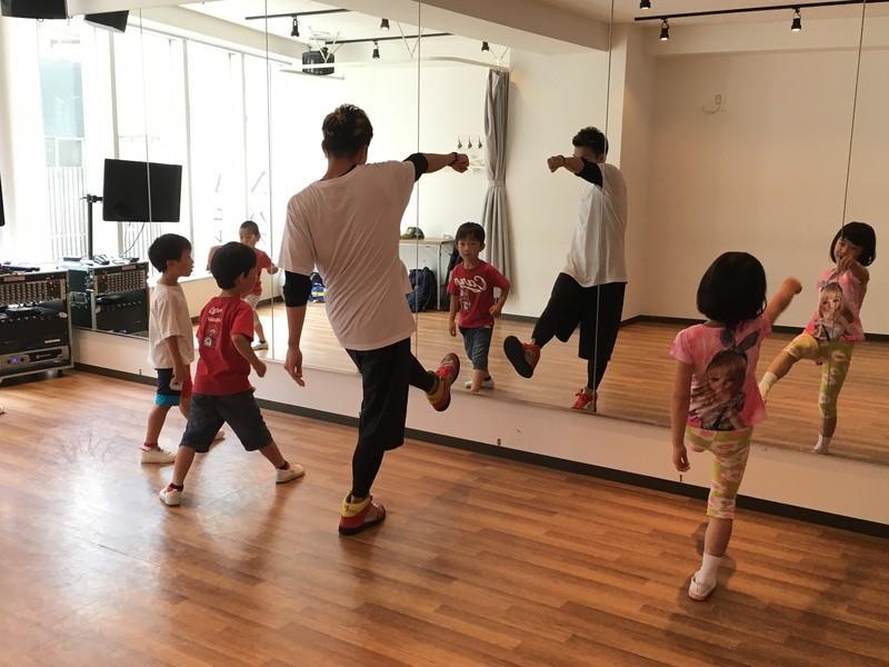 キッズマネースクール✖️親子体操教室 in 代々木の画像