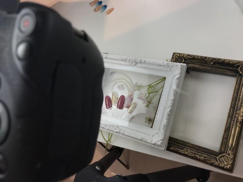 サロン・レッスン講師の方対象★サロンでの撮影の方法教えますの画像