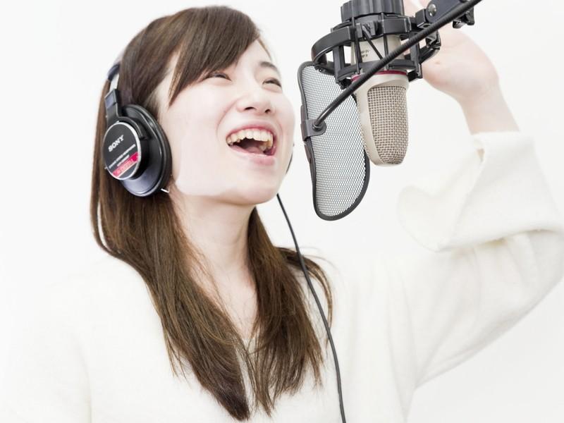 ボイストレーニングで新しい声を手に入れよう!の画像