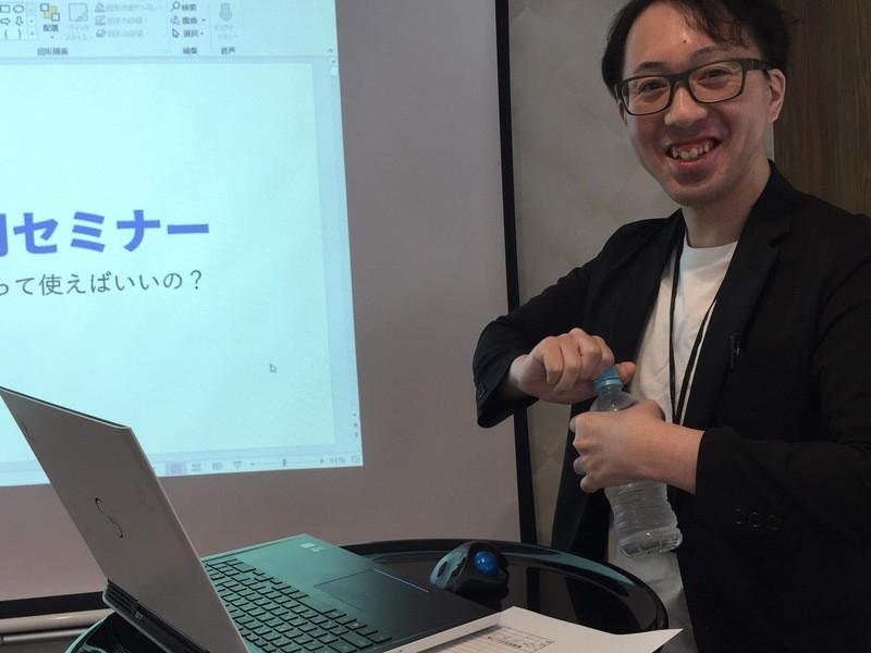 名古屋のペライチ活用講座の画像