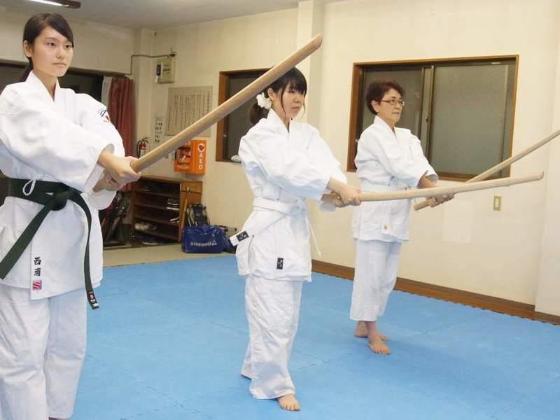 名古屋で時代に即した効果的な【護身術教室】女性必須の画像