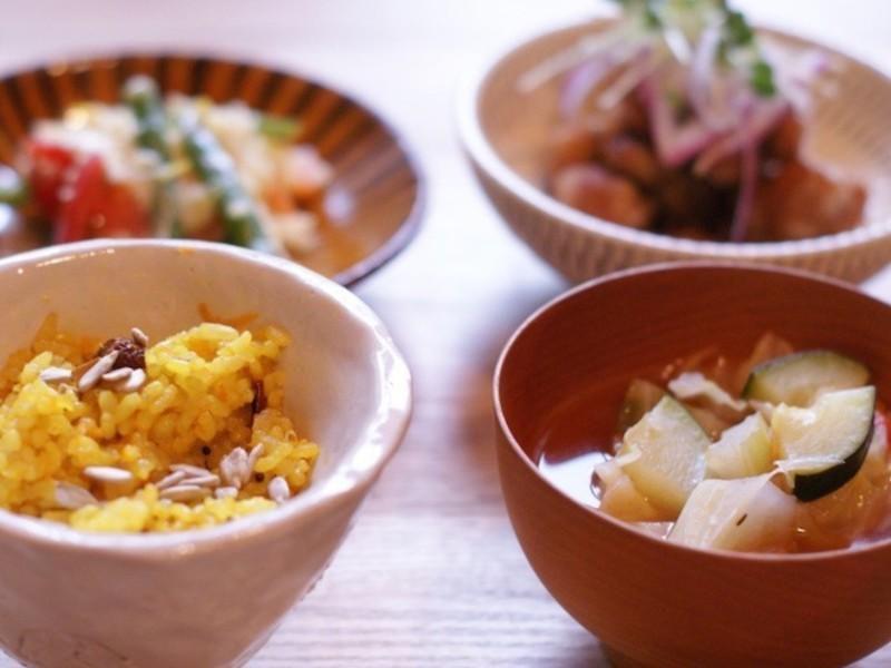 国立・ベジ料理・野菜料理・マクロビ料理教室の画像