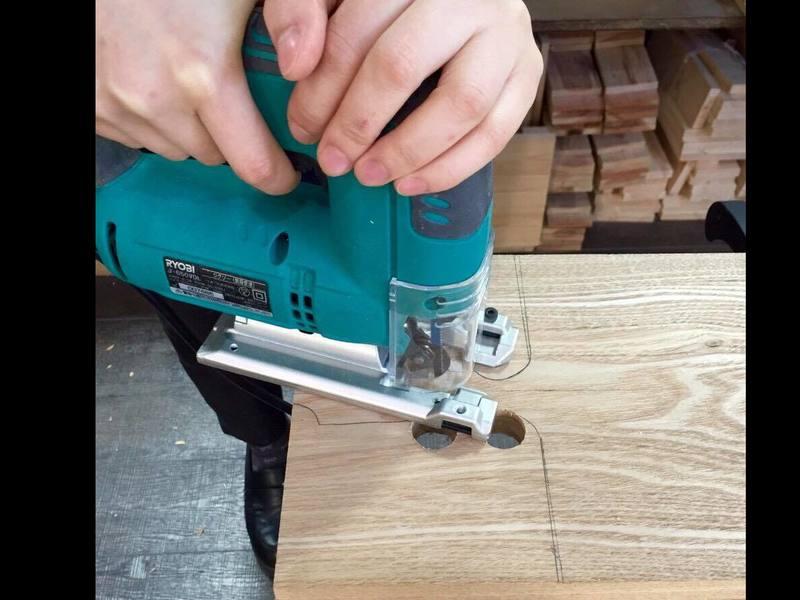 【木工検定3級対策講座Ⅰ】電動工具①・②+引出し付きミニシェルフの画像