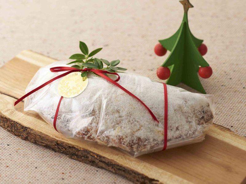 米粉でつくるクリスマスシュトーレン講座の画像