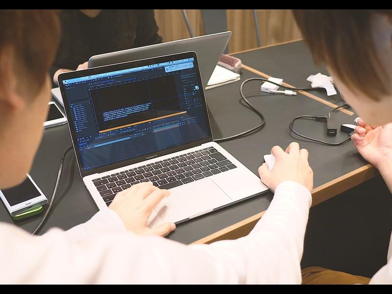 プロの動画技術を!動画クリエイタースクール「ムークリ」5期体験会の画像