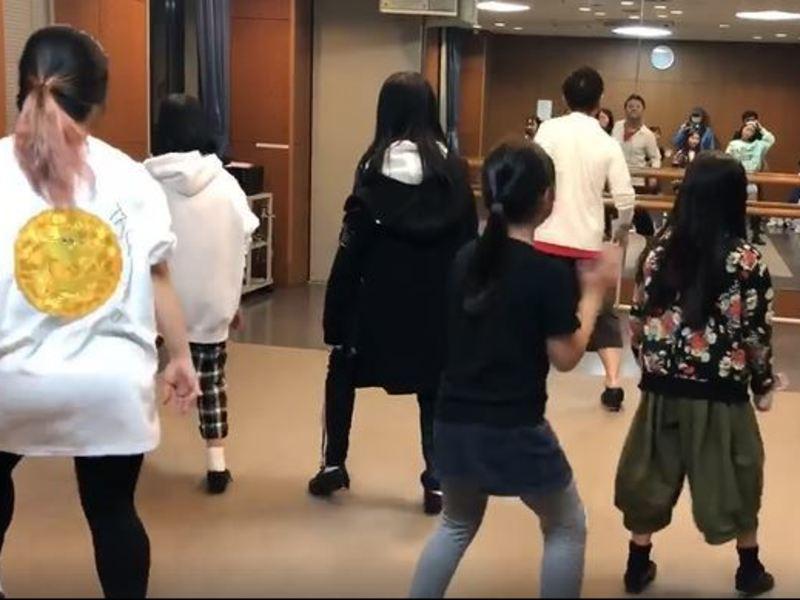 タップダンスで自分発信!みんなで靴音セッション!/吹田山田の画像