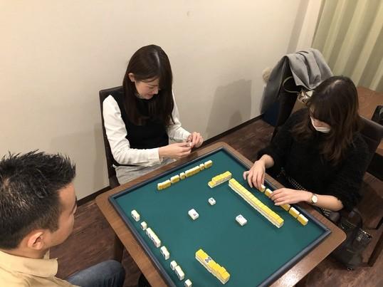【初心者歓迎】初めての麻雀2回実施★乃木坂46で流行ってる!?の画像