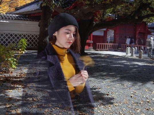美術教員が教える芸術写真体験「透明人間表現の撮影を楽しむ講座」の画像