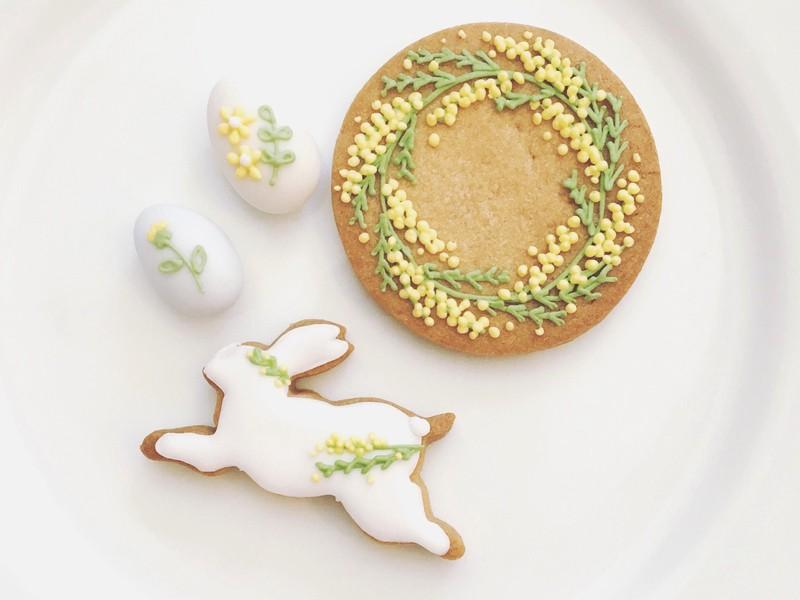 みんなを幸せにするアイシングアートクッキー の画像