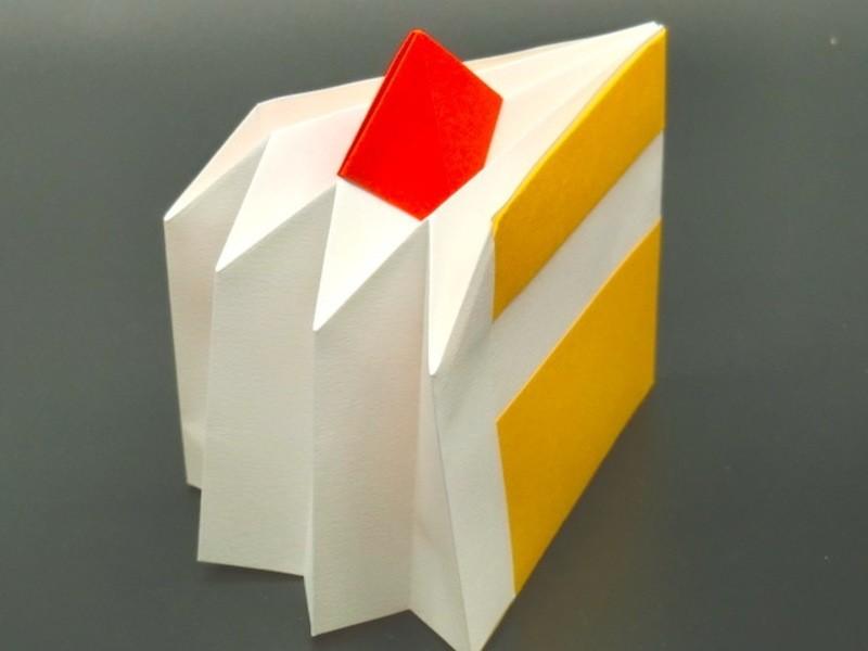 折り紙教室の画像
