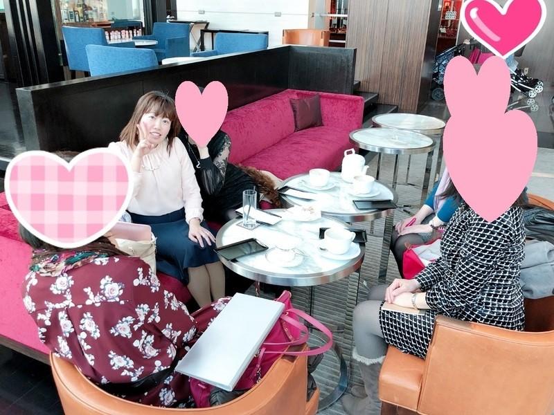 アメブロとLINE@を使った女子的集客お茶会の画像