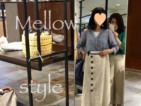 【ショップツアー】Mellow A style講座 受講生限定の画像